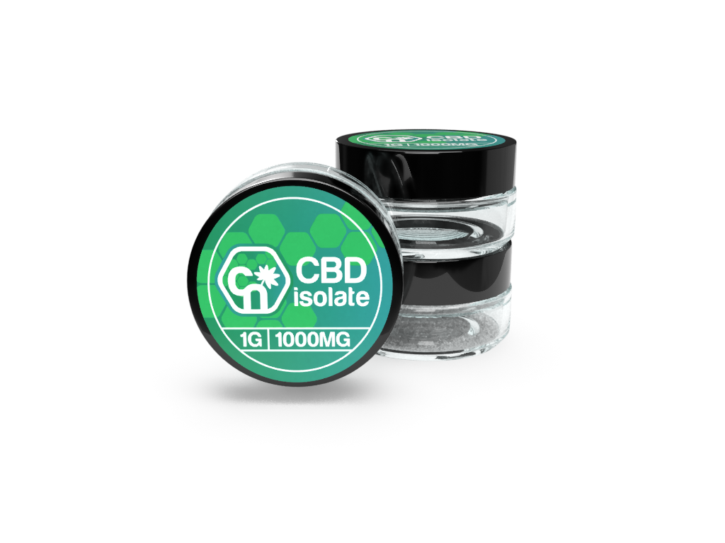Custom Product Mockup for CannananaCBD