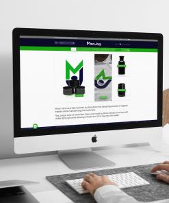 Website for Mironjars.com