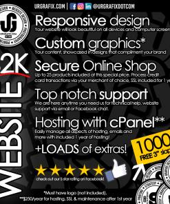 Responsive Website Design Bundle